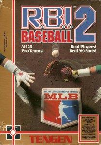 R.B.I. Baseball 2 per Nintendo Entertainment System