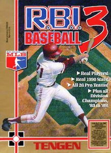 RBI Baseball 3 per Nintendo Entertainment System
