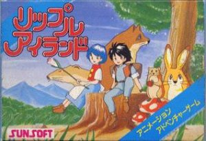 Ripple Island per Nintendo Entertainment System