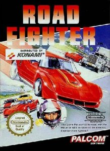 Road Fighter per Nintendo Entertainment System