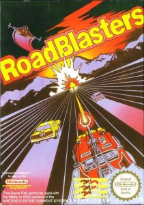 RoadBlasters per Nintendo Entertainment System