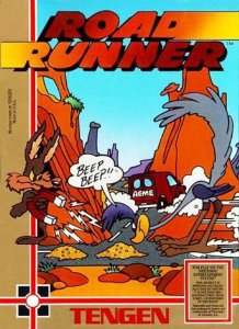 Road Runner per Nintendo Entertainment System