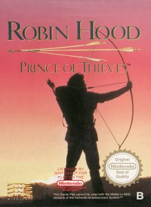 Robin Hood: Prince of Thieves per Nintendo Entertainment System