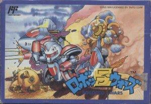 Robocco Wars per Nintendo Entertainment System