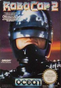 RoboCop 2 per Nintendo Entertainment System