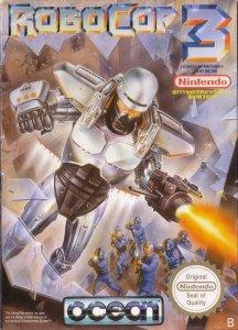 RoboCop 3 per Nintendo Entertainment System