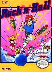 Rock 'n Ball per Nintendo Entertainment System
