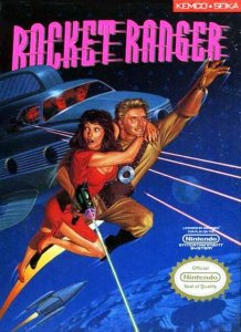 Rocket Ranger per Nintendo Entertainment System