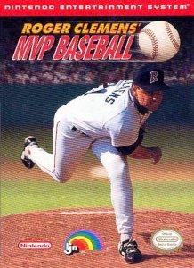 Roger Clemens' MVP Baseball per Nintendo Entertainment System