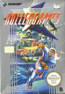 Rollergames per Nintendo Entertainment System