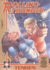 Rolling Thunder per Nintendo Entertainment System