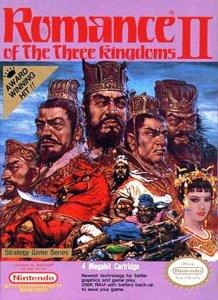 Romance of the Three Kingdoms II per Nintendo Entertainment System