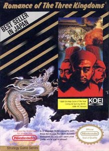 Romance of the Three Kingdoms per Nintendo Entertainment System