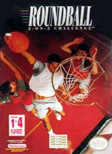 Roundball 2-on-2 Challenge per Nintendo Entertainment System