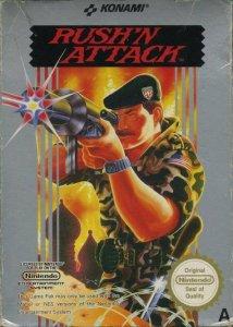 Rush'n Attack per Nintendo Entertainment System