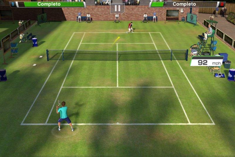 Il pollice del tennista