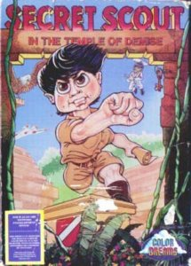 Secret Scout in the Temple of Demise per Nintendo Entertainment System