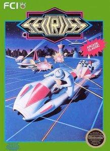 Seicross per Nintendo Entertainment System