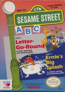 Sesame Street: Elmo's ABCs per Nintendo Entertainment System