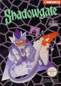 Shadowgate per Nintendo Entertainment System
