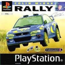 Colin McRae Rally per PlayStation