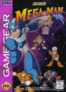 Mega Man per Sega Game Gear