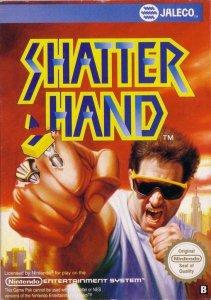 Shatterhand per Nintendo Entertainment System