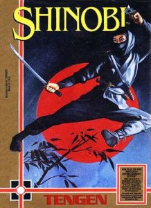 Shinobi per Nintendo Entertainment System