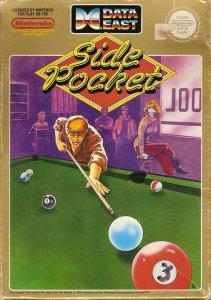 Side Pocket per Nintendo Entertainment System