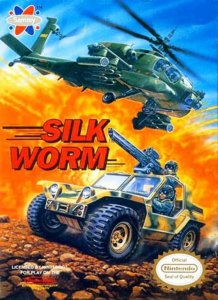 Silkworm per Nintendo Entertainment System