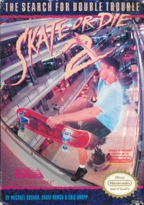 Skate Or Die 2: The Search for Double Trouble per Nintendo Entertainment System