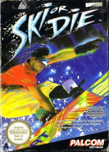 Ski or Die per Nintendo Entertainment System