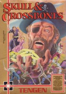 Skull & Crossbones per Nintendo Entertainment System