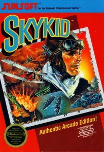 Sky Kid per Nintendo Entertainment System