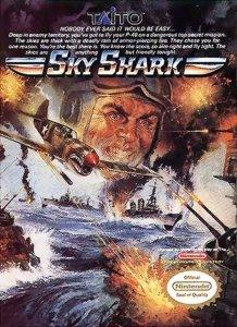 Sky Shark per Nintendo Entertainment System