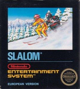Slalom per Nintendo Entertainment System