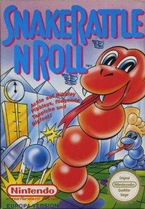 Snake Rattle 'n' Roll per Nintendo Entertainment System
