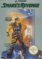 Snake's Revenge per Nintendo Entertainment System