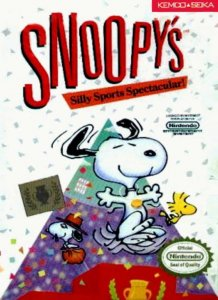 Snoopy's Silly Sports Spectacular per Nintendo Entertainment System