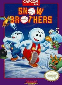 Snow Brothers per Nintendo Entertainment System