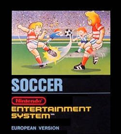 Soccer per Nintendo Entertainment System