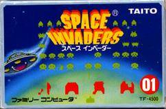 Space Invaders per Nintendo Entertainment System