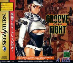 Groove On Fight per Sega Saturn