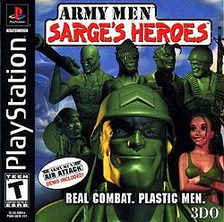 Army Men: Sarge's Heroes per PlayStation