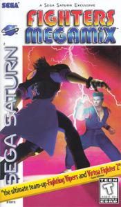 Fighters Megamix per Sega Saturn