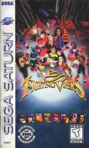 Fighting Vipers per Sega Saturn