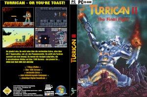 Turrican 2 per PC Windows