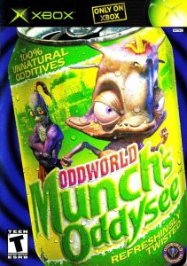 Oddworld: Munch's Oddysee per Xbox