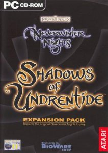 Neverwinter Nights: Shadows of Undrentide per PC Windows