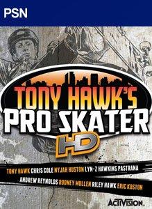 Tony Hawk's Pro Skater HD per PlayStation 3